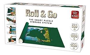 King 5341 Roll and Go - Esterilla de Sierra para Puzzle