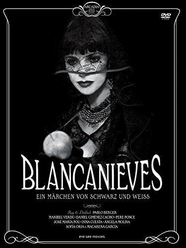 Blancanieves Cover
