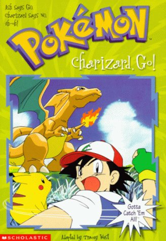 Pokemon, Charizard, go!