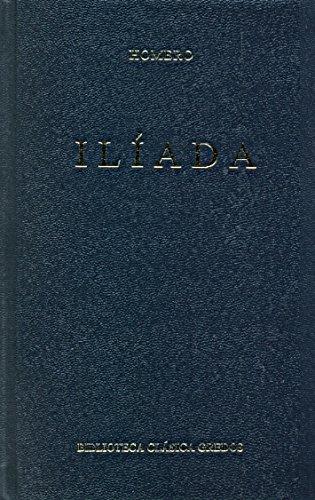 Iliada (B. BÁSICA GREDOS) por Homero