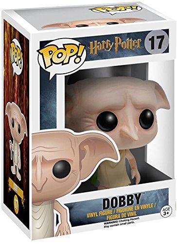 POP Harry Potter Dobby Vinyl Figure