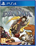 Chaos on Deponia - PlayStation 4 [Edizione: Regno Unito]