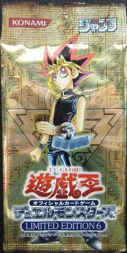 [Yu-Gi-Oh [Yu-Gi-Oh [Yu-Gi-Oh card] LIMITED EDITION 6 (Limited Edition 6) [Single Pack] LE6 (japan import) | Insolite  8a9296