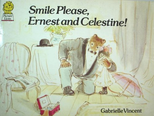 Smile please, Ernest and Celestine!