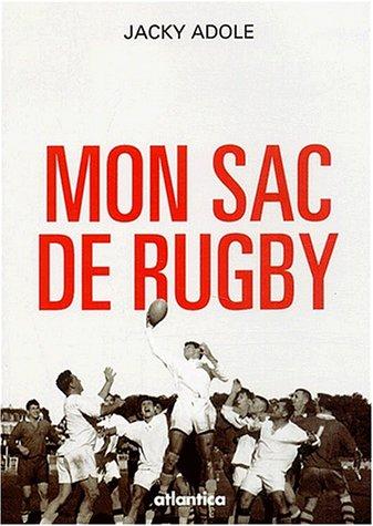Mon sac de rugby par Jacky Adole