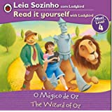 The Wizard of Oz Bilingual (Portuguese/English): Fairy Tales (Level 4) (Read It Yourself With Ladybird (Level 4))