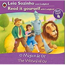 The Wizard of Oz Bilingual (Portuguese/English): Fairy Tales (Level 4) (Read It Yourself With Ladybird)