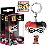 BATMAN Harley Quinn Schlüssel-Anhänger Pocket POP