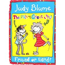 The Pain and the Great One: Friend or Fiend? (Pain & the Great One) by Judy Blume (2009-08-07)