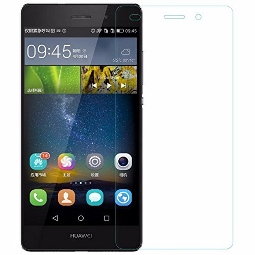 Huawei G Play mini / Huawei Honor 4C 2x Matt AntiReflex Keine Reflektion entspiegelt Schutzfolie Schutz-Folie Screen Protector Bildschirmschutzfolie Folien Bildschirm Folie thematys®