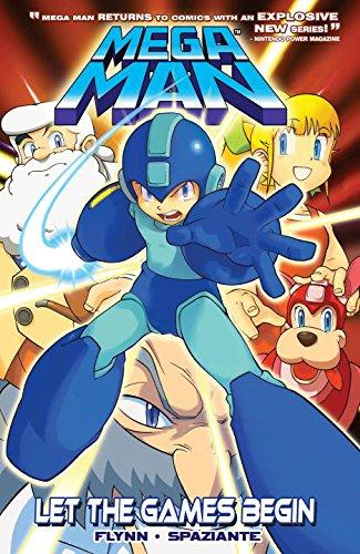 Mega Man por Ian  Flynn