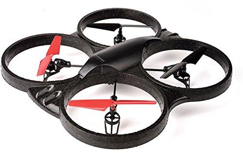 FlyFrog Oregon Drone quadricottero con videocamera orientabile telecomando wireless