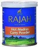RAJAH Currypulver, scharf, 100 g