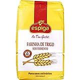 EspigaLa harina de trigo sin levadura Tipo 65 embalaje 1 kg