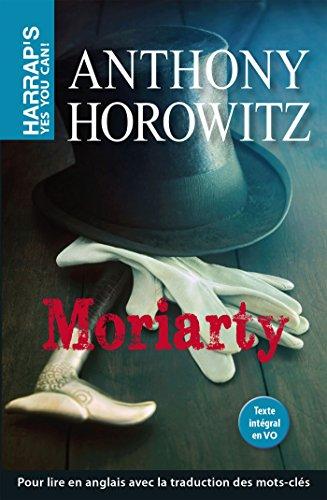 Harrap's - Horowitz - MORIARTY par Anthony Horowitz