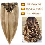 8A Extension a Clip Cheveux Naturel Meche Blond - Best Reviews Guide