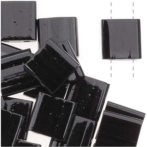 Miyuki Tila 2 granos cuadrados del agujero negro 7,2 gramos