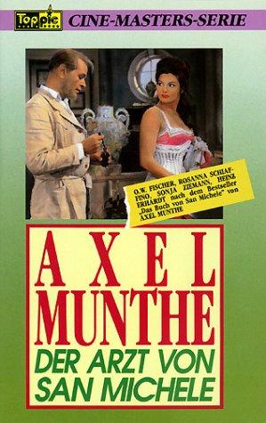 Bild von Axel Munthe - Der Arzt von San Michele [VHS]