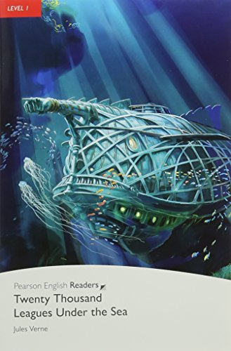 Penguin Readers 1: 20,000 Leagues Under The Sea Book & CD Pack: Level 1 (Pearson English Graded Readers) - 9781405877992 por Jules Verne