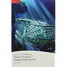 Level 1: 20,000 Leagues Under the Sea Book and CD Pack (Pearson English Readers, Level 1)