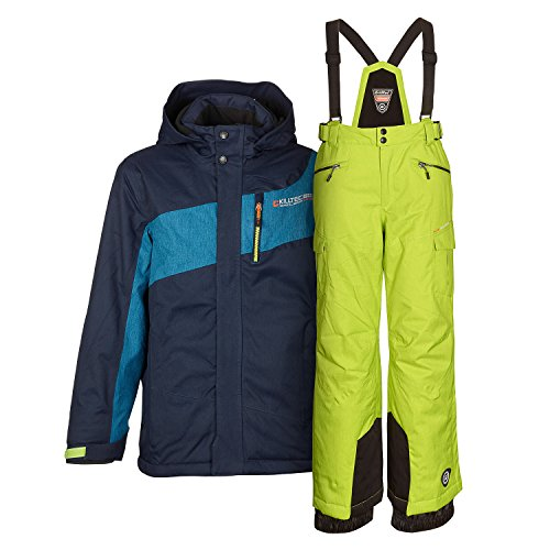Killtec Herren Skianzug Skijacke + Skihose Farb- und Größenwahl (grau, XL)