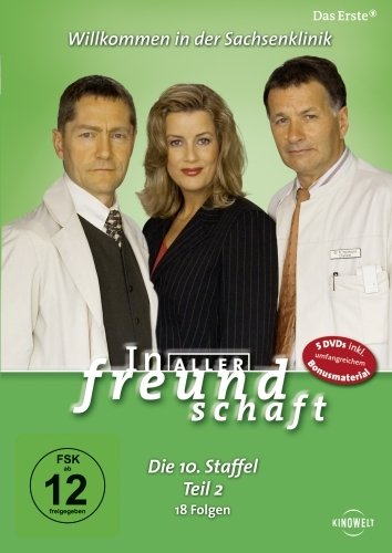 Staffel 10, Teil 2 (5 DVDs)