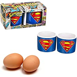 Superman Pack de 2 Hueveras
