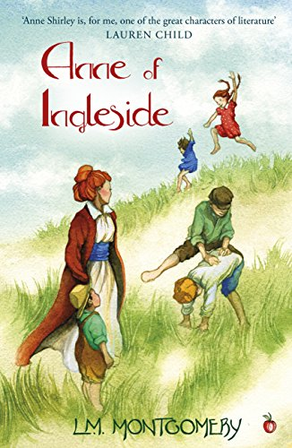 Anne of Ingleside (Anne of Green Gables Book 6) (English Edition)
