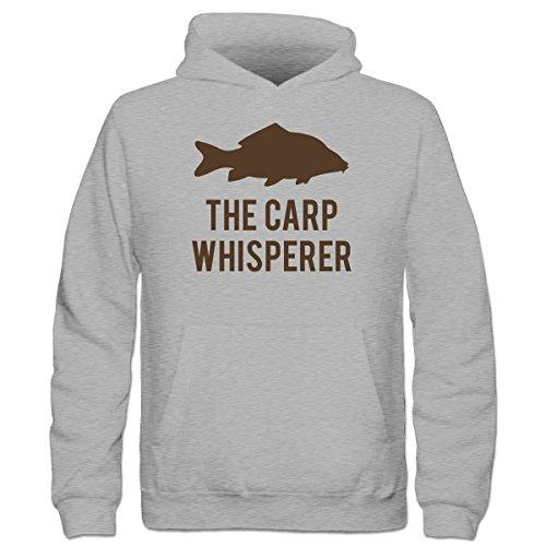 The Carp Whisperer Kinder Kapuzenpulli by Shirtcity