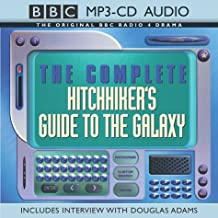 The Complete Hitch-hikers Guide to the Galaxy (BBC MP3 CD Audio) by Douglas Adams (2003-04-07)