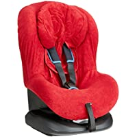 Be Cool Summer Cover O3 - Funda protectora para silla de niño, color Rojo