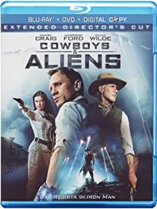 Cowboys & aliens(extended director's cut) (+DVD)