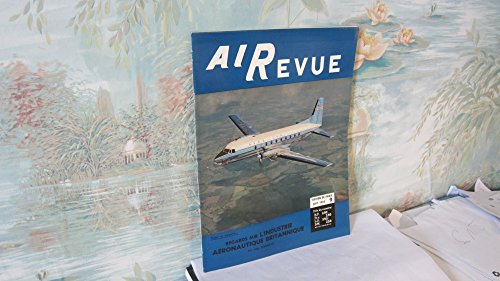 Airevue N°9,septembre 1960 / Regards sur l'industrie aéronautique britannique