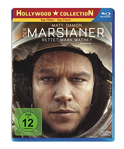 Marsianer - Rettet Mark Watney