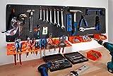 Die unendliche Werkzeugwand