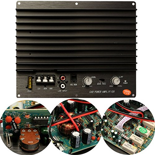 ILS - HiFi Subwoofer Amplifier Board High Power 200W 12V Subwoofer Amp Module