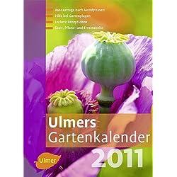 Ulmers Gartenkalender 2011