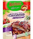 BUITONI IDEA PER...IL SACCOCCIO GUSTO BARBECUE sacchetto e spezie per costine al forno 1 pezzo