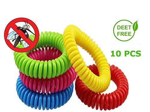 kayatoo-repellente-zanzare-e-insetti-bracciali-10-multicolour-all-naturale-senza-chimica-deet-free-w