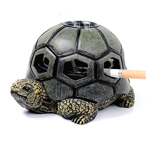 Fish Único Humo Cigarrillo Bandeja Decoración Protección