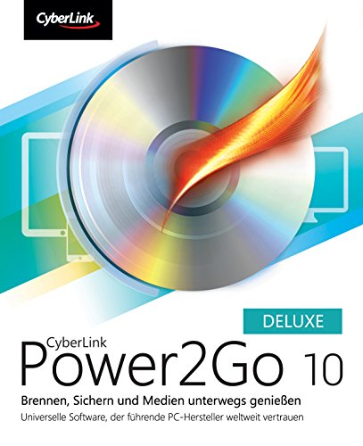Power2Go 10 Deluxe [Download]