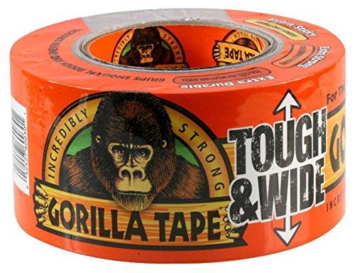 gorilla-tape-3044301-73mmx27m-rubber-gaffer-duct-cloth-tough-and-wide-gorilla-tape-black