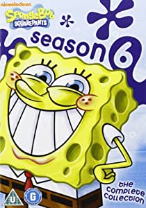 SpongeBob SquarePants: Complete Season 6 [DVD]