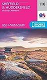 Landranger (110) Sheffield & Huddersfield, Glossop & Holmfirth (OS Landranger Map)