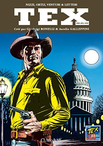 Tex mensuel, Tome 450-451-452 :