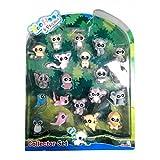 Set de 20 muñecos YOO-HOO and Friends