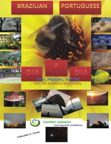 DIA A DIA: PAST, PRESENT, FUTURE (Brazilian Portuguese Livro 1) (Portuguese Edition) por Edinaldo / E Do Espirito Santo