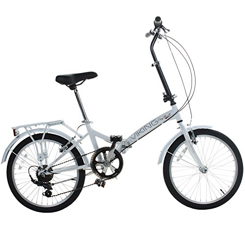 Cartella bicicletta pieghevole vichingo Easy Street