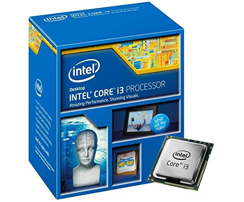 Intel BX80646I34160 I3-4160 Dual-Core Prozessor (3,6GHz, Sockel 1150, 3MB Cache) 3 Mb Cache