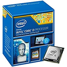 Intel® Core i3-4160 Prozessor - 3.6 GHz - 2 Kerne - 4 Threads - 3 MB Cache-Speicher - LGA1150 Socket - Box
